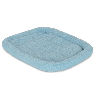 Snoozzy Fleece Crate Bed