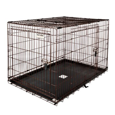 Kobart Great Elite Pet Crate Size: 30 H x 28 W x 42 L