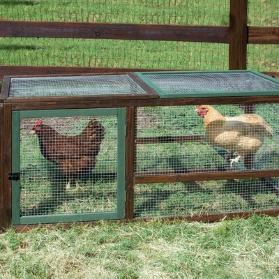 Hen House II Expansion Pen with Roosting Bar