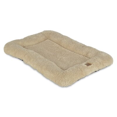 Snoozzy Low Bumper Crate Dog Mat Size: 19 W x 30 D x 2 H