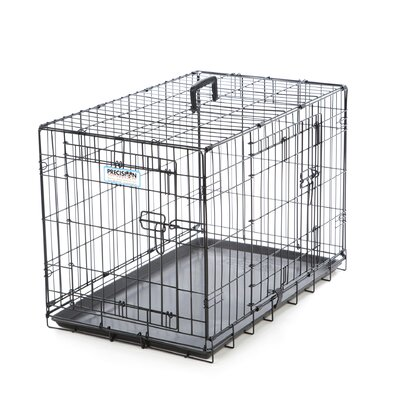 ProValu Pet Crate Size: Medium (21 H x 19 W x 30 L)