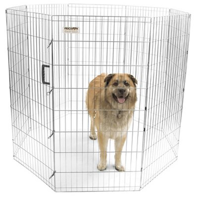 Harlow Pro Handler Exercise Dog Pen Size: Giant (48 H x 24 W)