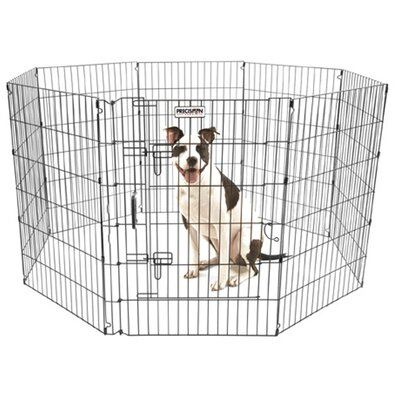 Ultimate Exercise Dog Pen Size: Small (30 H)