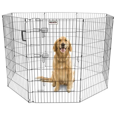 Ultimate Exercise Dog Pen Size: Giant (48 H)