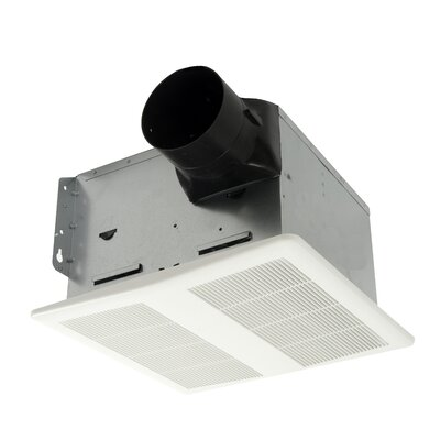 HushTone 80 CFM Energy Star Bathroom Fan with Speed Controller
