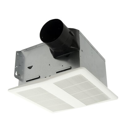 HushTone 150 CFM Energy Star Bathroom Fan With Humidistat Combo