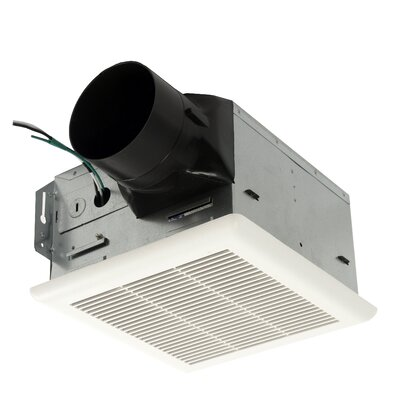 HushTone 80 CFM Energy Star Bathroom Fan