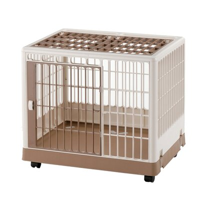 Pet Training Kennel Size: 22 H x 25.4 W x 19.7 L