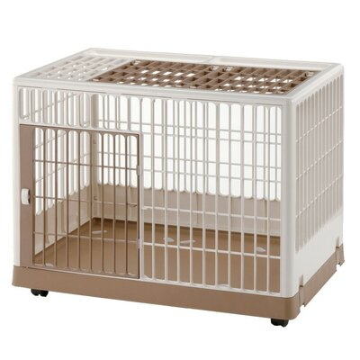 Pet Training Kennel Size: 24.6 H x 32.5 W x 21.7 L
