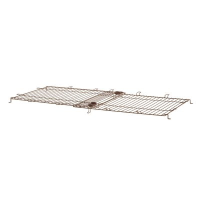 Expandable Pet Crate Wire Top Size: Medium