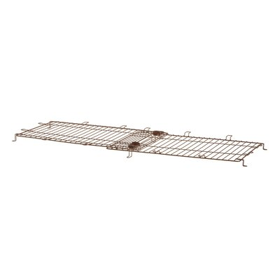 Expandable Pet Crate Wire Top Size: Small