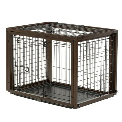 Flip to Play Pet Crate Size: Small
