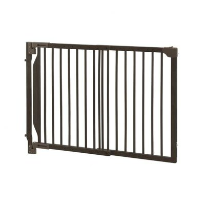 Expandable Walk-Thru Pet Gate