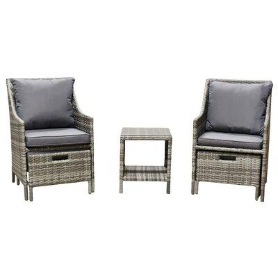 Vallauris Conversation Set Cushions 3184 Item Photo