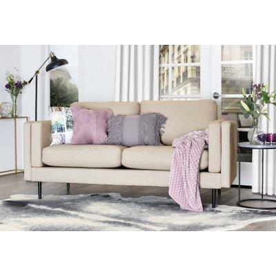 Simone Sofa Upholstery: Cream