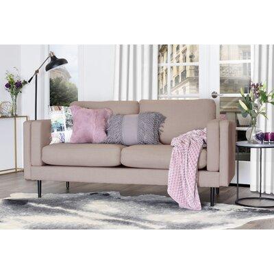 Simone Sofa Upholstery: Taupe