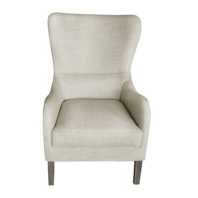 Tommy Hilfiger Two-Toned Wingback Chair