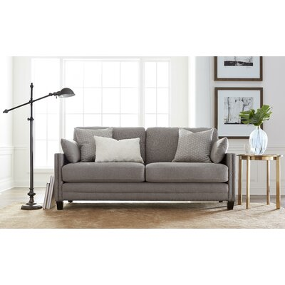 Bella Sofa Upholstery : Gray