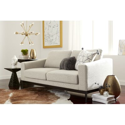 Olivia Sofa Upholstery : Cream