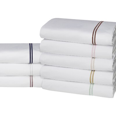 1200 Thread Count Sheet Set Size: King, Color: White