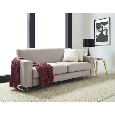 Baylie Standard Sofa Upholstery: Taupe