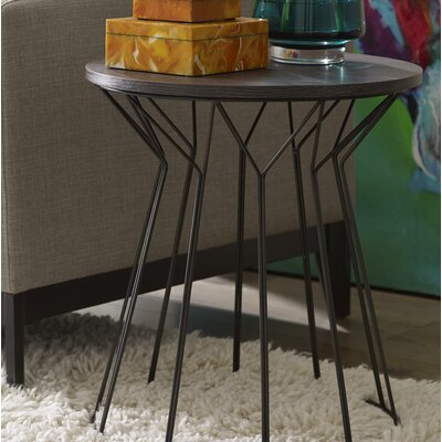 Fleur End Table