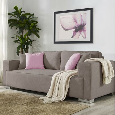 Tace Standard Sofa Upholstery: Fawn