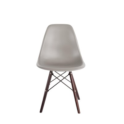 Renee Dining Chair Color: Taupe