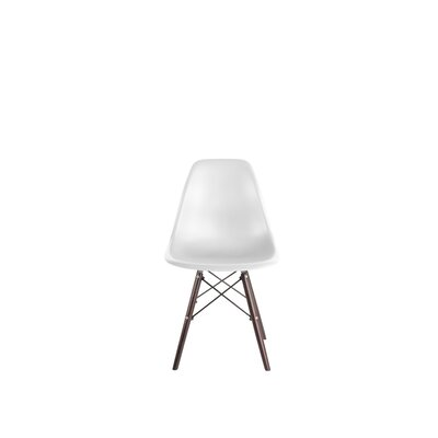 Renee Dining Chair Color: White