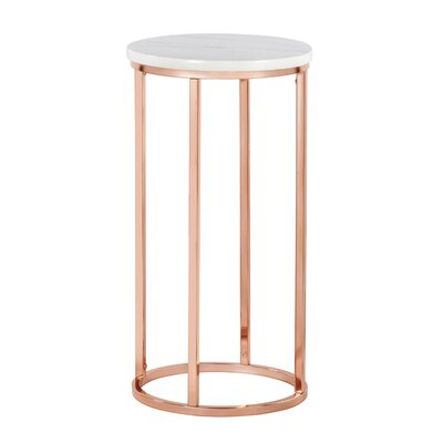 Riva Round End Table