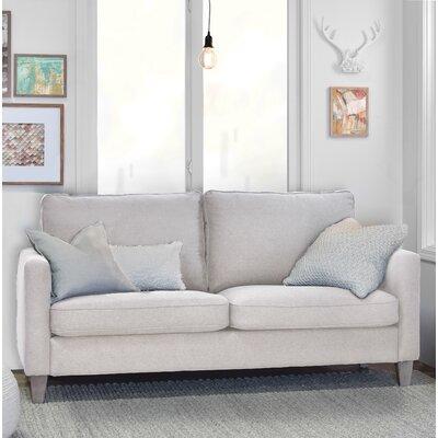Porter Sofa Upholstery: Cream