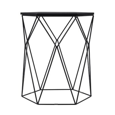 Element Geometric End Table