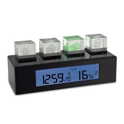 Funk-Wetterstation Crystal Cube | Baumarkt > Heizung und Klima > Klimageräte | Kunststoff | TFA Dostmann