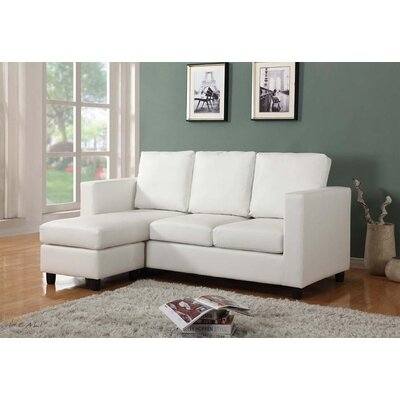 Newport Chaise Reversible Modular Sectional