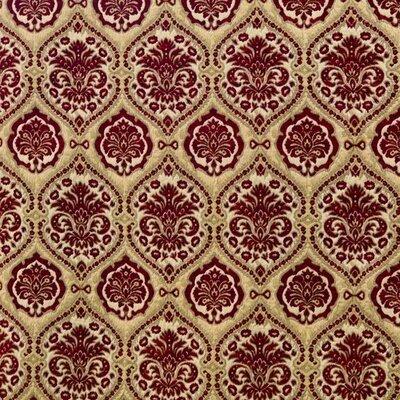 Sarah Fabric Color: Crimson