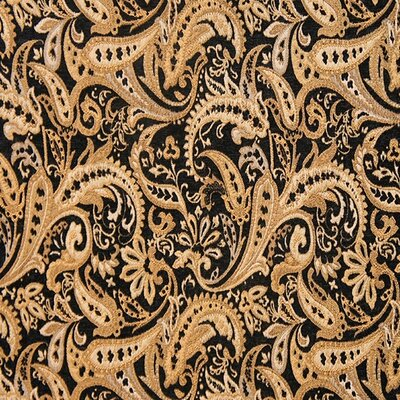 Sarah Fabric Color: Black