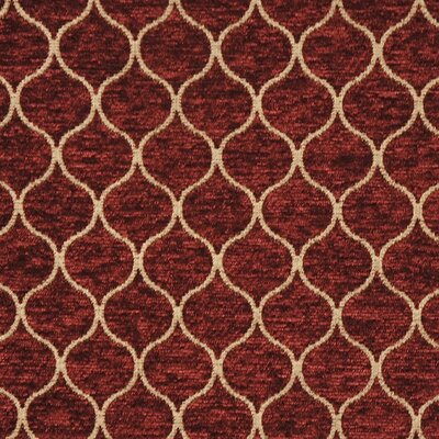Sarah Fabric Color: Crimson