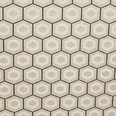 Pantages Fabric Color: Linen