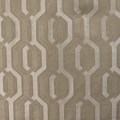 Castaway Polyester Fabric Color: Quartz
