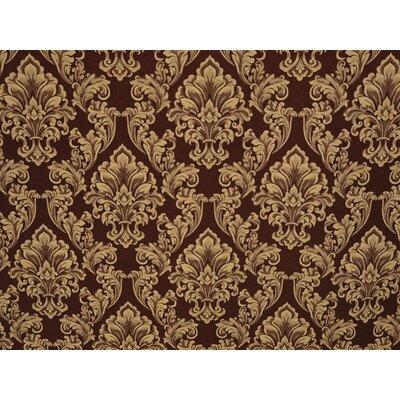 Waldorf Brown Fabric Upholstery: Wine