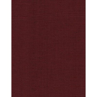 Brussels Fabric Color: Wine