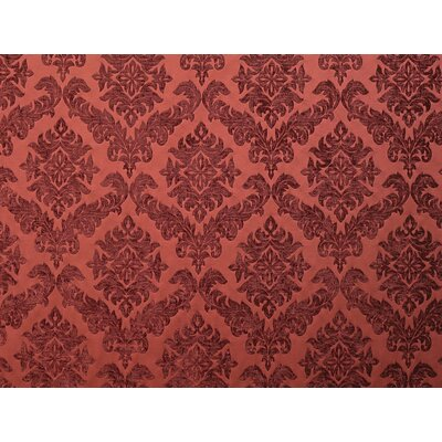 Sheree Fabric Color: Red