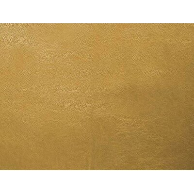 Arlind Vinyl Polyester Upholstery: Gold