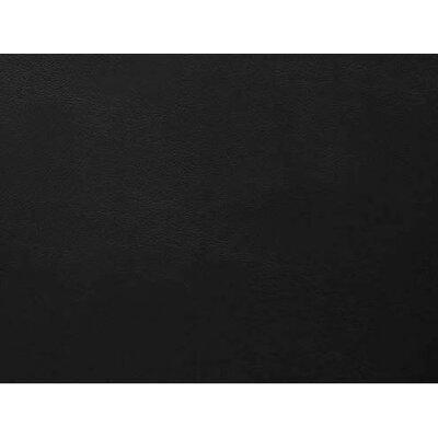 Arlind Vinyl Polyester Upholstery: Onyx