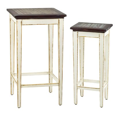 2-Piece Suzanne Nesting Table Set