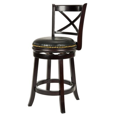 Bonenfant 24 Swivel Bar Stool
