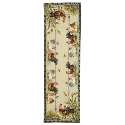 Isabella HK56A Country Rug Rug Size: Runner 26 x 8