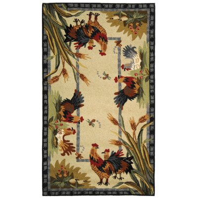 Isabella HK56A Country Rug Rug Size: 79 x 99