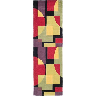 Rodeo Drive Area Rug Rug Size: Runner 26 x 12