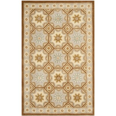 Naples Ivory Area Rug Rug Size: Rectangle 4 x 6
